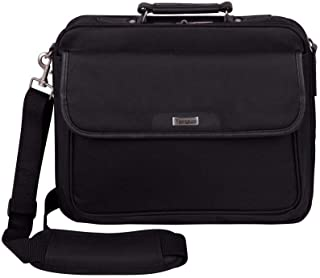 Targus Traditional Notepac Bag for 15.6-Inch Laptop, Black (OCN1)