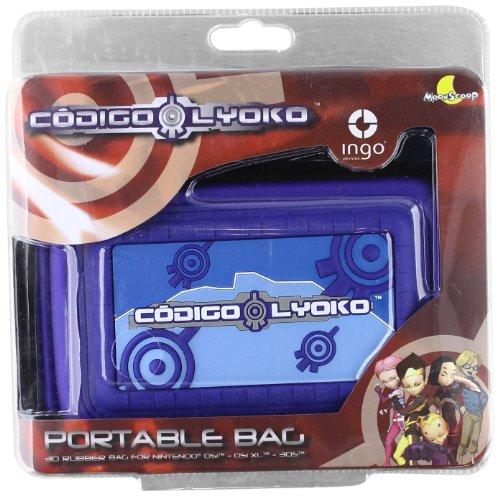 Ingo - Bolsa Code Lyoko (Nintendo 3DS, DSI, DSKL, NDS)