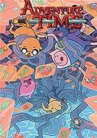 DFGAD 楽しいアニメパズル1000ピースジグソー木製ジグソーパズルアドベンチャータイムジグソー大人の子供たちはストレスパズルを和らげます