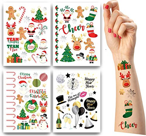 Terra Tattoos mart Assorted Holiday 75+ Temporary Manufacturer regenerated product Designs Ca