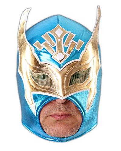 CENO.COM Wrestling Maske Sky Fighter, Luchador Lucha Libre Masken Ringermaske