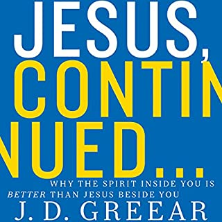 Jesus, Continued cover art