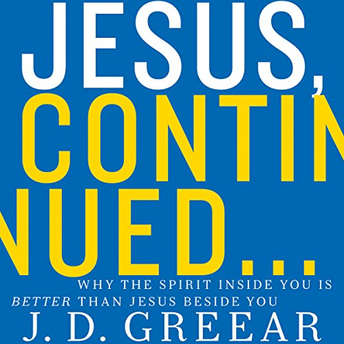 Jesus, Continued... cover art