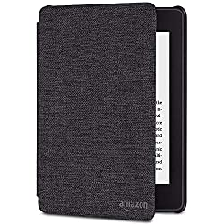 Designed by Amazon to perfectly fit your all-new Kindle Paperwhite (10th Generation only, will not fit prior-generation Kindles). Water-safe fabric cover complements your Kindle Paperwhite, so you can read in more places. Opens and closes just like a...
