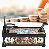 Kultivieren Sie das Gefühl von Kindern, Geld zu sparen Basketball-Münzschießen ABS-Material für...