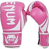 Venum Boxhandschuhe Challenger 2.0 in Pink, Farbe:Pink, Gewicht:16 oz