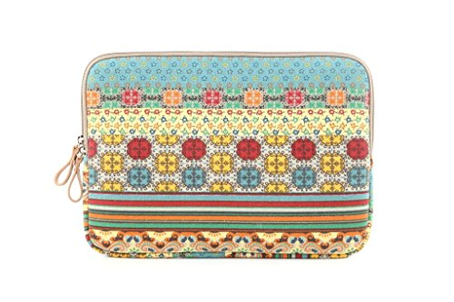 Lovelifemall New Bohemian Laptop Case 15inch to 15.6inch Laptop Briefcase/macbook Pro 15 Case for 15.6 Inch Dell / Hp /Lenovo/sony/toshiba/ausa Laptop Bag Acer/samsun/thinkpad Laptop Sleeve