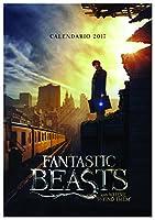 ファンタスティック・ビーストと魔法の旅 2017カレンダー 29 x 42 cm