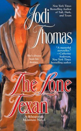 The Lone Texan (A Whispering Mountain Novel Book 4)