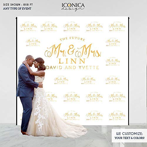 Engagement Party Banner Wedding Backdrop Red Carpet Photo Booth Backdrop Printed Or Digital File Bwd0002 Custom Step And Repeat Backdrop Decorations
