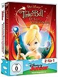 Disney Junior Pack 10: Tinkerbell 2 + Disney Junior Überraschungsparty [2 DVDs]