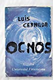 Ocnos. [Tapa blanda] by CERNUDA, Luis.-