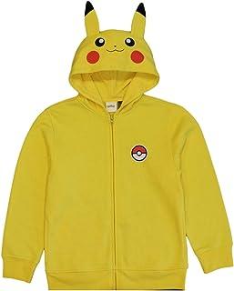 Pokemon Boys' Pikachu Costume Hoodie