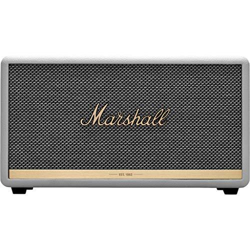 Marshall stanmore II Blanco Altavoz Bluetooth 50w Vintage