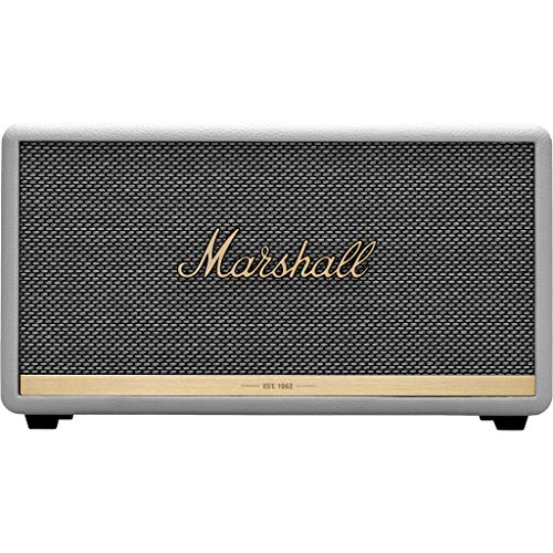 Marshall Stanmore II Lautsprecher, weiß, Bluetooth, apt:X, Einzellautsprecher