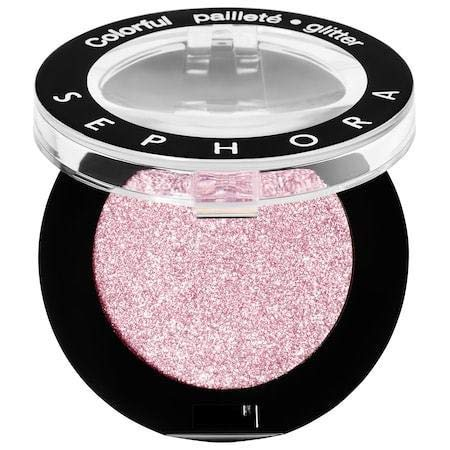 SEPHORA COLORFUL GLITTER EYESHADOW 0.042 OZ / 12 g # 258 SMELL OF ROSES