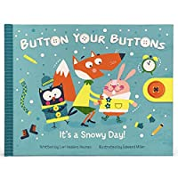 Button Your Buttons: It's a Snowy Day! (Cottage Door Stories? Possibly)
