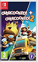 Overcooked 1 Special Edition + Overcooked 2 - Double Pack NSW (Nintendo Switch)