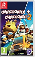 Bundle includes video games Overcooked 1 & 2 Play solo or engage in classic, chaotic couch co-op for up to 4 players in both co-operative and competitive challenge modes