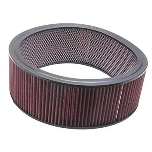 Washable Air Filter Element, 14 x 4 Inch