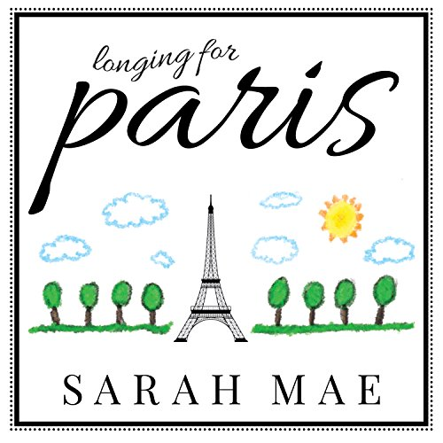 Longing for Paris audiobook cover art