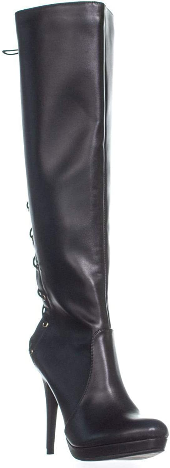 Thalia Sodi Womens Lanee Closed Toe Over Knee Fashion Boots