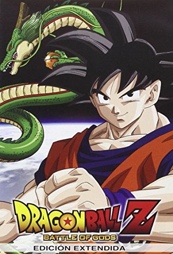Dragon Ball Z Battle Of Gods. Edición Extendida. [DVD]