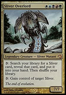 Magic: the Gathering - Sliver Overlord - Premium Deck Series: Slivers - Foil