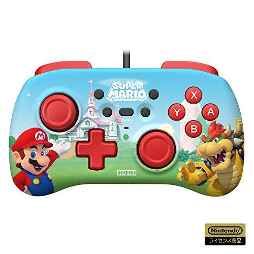 【任天堂ライセンス商品】ホリパッドミニ for Nintendo Switch スーパーマリオ【Nintendo Switch対応】