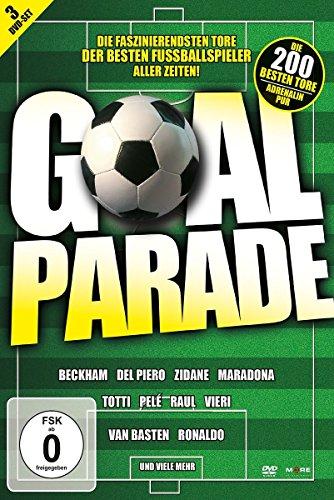 Goal Parade - Die 200 Besten Tore [3 DVDs]