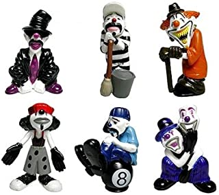 Homies Clowns Series 1 and 2 sets, 12 total!! Mint Figures!