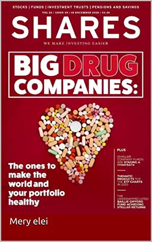 Shares we make investing easier : Big drug companies (English Edition)