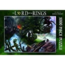 Ravensburger - Herr der Ringe - Aragorn & Legolas, 500 ...