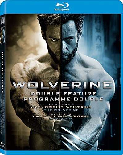 Wolverine 2-movie Collection [Blu-ray]