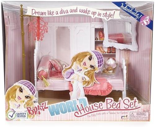 MGA Entertainment 384670 E5 - Bratz Girls Mein Haus Accessoires Bett