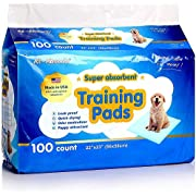 All-Absorb Training Pads, Pack of 100 (22-inch by 23-inch)