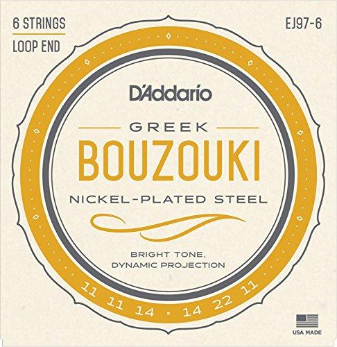 D 'Addario ej97–6Griechische Bouzouki