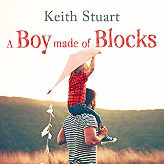 A Boy Made of Blocks cover art