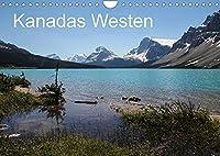 Kanadas Westen 2022 (Wandkalender 2022 DIN A4 quer): Die schoensten Landschaften des kanadischen Westen (Monatskalender, 14 Seiten )