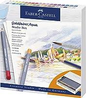ファーバーカステル ゴールドファーバー アクア 水彩色鉛筆セット 38色 スタジオボックス 114616