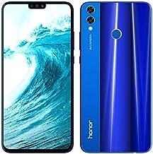 Honor 8X Dual SIM 128GB 4GB RAM 4G LTE - Blue