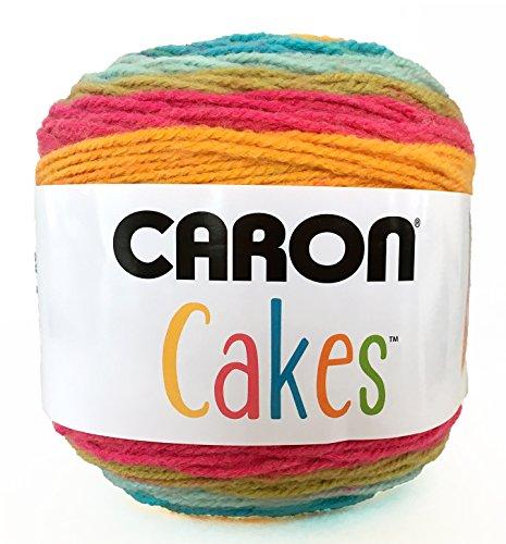 Caron torte Aran Lavoro a maglia//uncinetto lana filato 200g 17019 Spice CAKE