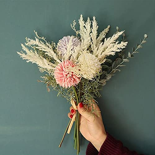 AriesDCHAT Wedding Home Decoration Reservation Deco sold out Garden Artificial Flower