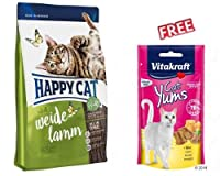 Complete dry food for adult cats Economy Pack 2 x 10kg A specially adapted recipe for active cats With lamb and poultry: with a hearty flavor easy to digest and high in animal proteins and energy With New Zealand mussels for good joint health No fish...
