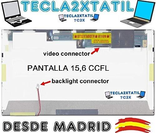 Pantalla Compatible DE Y para PORTATIL Compatible DE Y para PORTATIL B156XW01 V.2 H/W:2A V2 15,6 WXGA 1366X768 HD CCFL 30 Pin Ver Voto