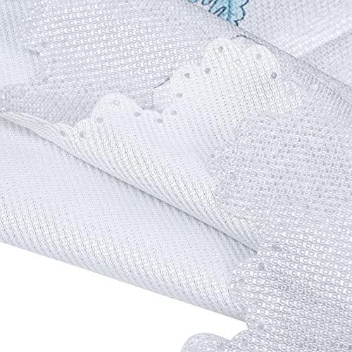 SALALIS Colchoneta para Dormir de 2.5x2.5m para sábanas de Fibra Artificial para el hogar