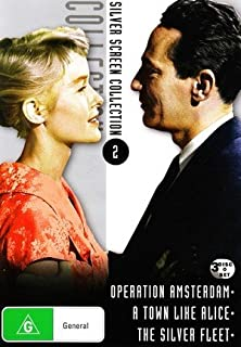 Silver Screen Collection Two - 3-DVD Set ( The Silver Fleet / Operation Amsterdam / A Town Like Alice ) [ NON-USA FORMAT, PAL, Reg.4 Import - Australia ]