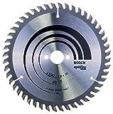 Bosch Professional Kreissägeblatt Optiline Wood zum Sägen in Holz für Handkreissägen (Ø 160 mm)