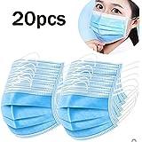 N/X dreischichtige atmungsaktive EinwegFilter, Mundschutz Staub Infektionsschutz Atemschutz, komfortable medizinische schützt vor Verschmutzungen
