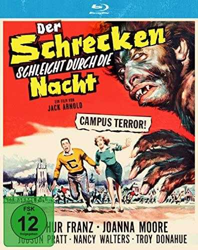Der Schrecken schleicht durch die Nacht (Blu-ray)